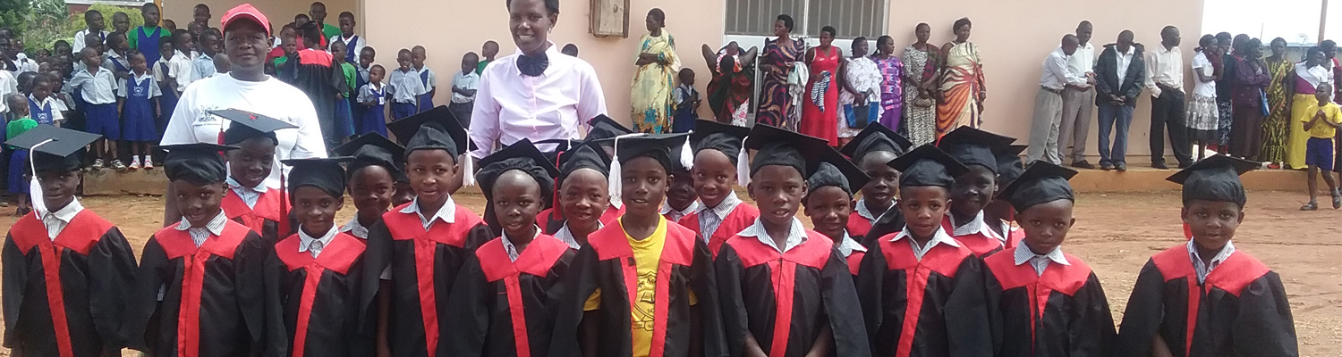 Hope Academy Nursery and Primary School Top Class graduation Ceremony