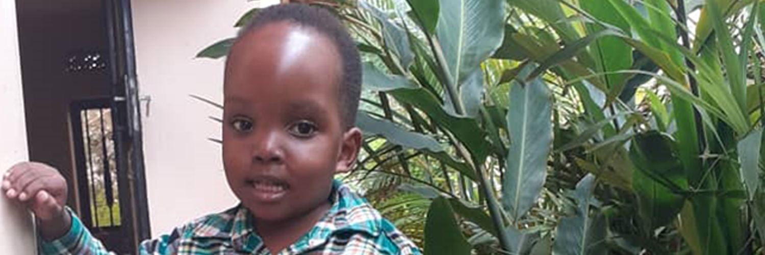 Edgar Has Completely Recovered from Hydrocephalus Spina Bifida